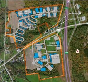 Randolph Development Green Mountain Center sprawl